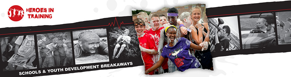 Heroes In Training - Schools & Youth Development Breakaways